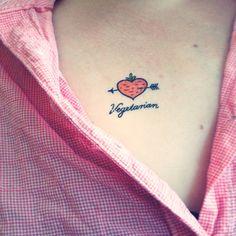 Le Blog de Bonton / vegetarian / pink
