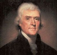 Thomas Jefferson - Quotes and sayings. Quotes by Thomas Jefferson and other US Founding Fathers. Thomas Jefferson Zitate, Thomas Jefferson Quotes, Jefferson Jackson, Jefferson Monticello, American Presidents, Us Presidents, American History, Declaration Of Independence, Founding Fathers
