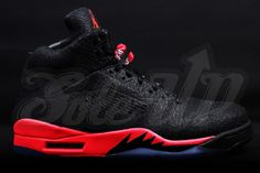 "Air Jordan 5 3LAB5 ""Infrared"" (Another Look) 