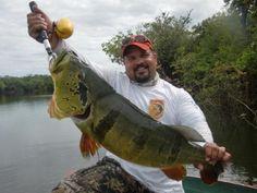 SiemprePescando - Pesca de tucunares en el Rios Vichada (Colombia)