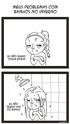 Satirinhas - Quadrinhos, tirinhas, curiosidades e muito mais! - Part 177