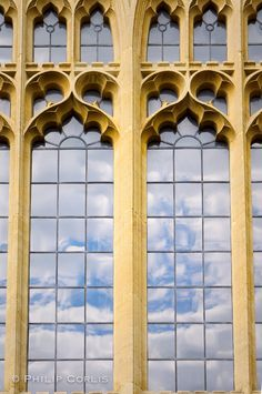 Gothic Clouds, Oxford, England