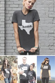 Our shirts are insanely soft and our customers absolutely love them. There's tons of reviews on our website. We have a shirt for every state, they are made in the USA and we donate 10% of profits to multiple sclerosis research.