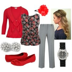 """Teacher, Teacher 7"" by qtpiekelso on Polyvore"
