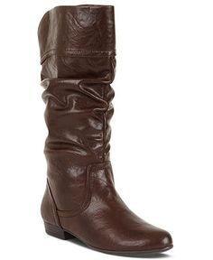 White Mountain Shoes, Cliffs Foliage Boots - Boots - Shoes - Macy's