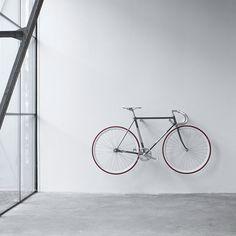 Bike hook designed by Sandra Thomsen