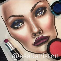 See this Instagram photo by @facecharts • 1,057 likes