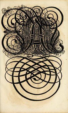 17th Century Calligraphy