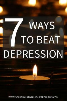 If you are looking for depression recovery tips, here are 7 ways to beat depression from someone who has been there.