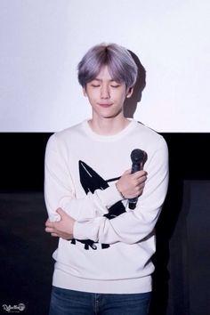 Baekhyun as a puppy omg  When you love yourself too much lol #BAEKHYUN #Baek #EXO #백현