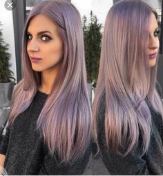 Purple Grey Hair Purple Grey Hair Related posts:Lilac hair Colombre Combinations that Put Pop of Color in Hair Super Hair Color Ideas for Short Hair Pastel Hair, Ombre Hair, Pastel Grey, Purple Grey Hair, Grey Ombre, Purple Ombre, Gray Hair, Purple Tinted Hair, Dusty Purple