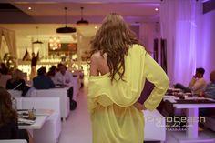 yellow cardigan beachwear be different