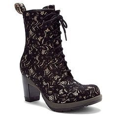 Dr Martens Darcie Lace Diva Boot