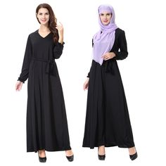 2017 New Products Muslim Women abaya , Arabia Gowns, Middle East Clothing, Muslim Arabia abaya 7a22. Yesterday's price: US $28.00 (23.18 EUR). Today's price: US $21.84 (17.99 EUR). Discount: 22%.