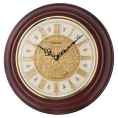 Seiko Valetta Wall Clock - QXM295BLH