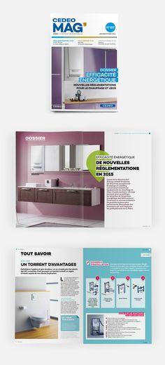 Cedeo'Mag, édition n°107 de janvier-février 2015 #OPS2