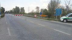 Provincia di Parma: chiuso il ponte sul Po di Colorno  Casalmaggiore
