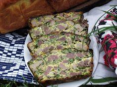 drob de miel mozaic Romanian Food, Lamb Recipes, Avocado Toast, Quiche, Breakfast, Honey, Recipes, Morning Coffee, Quiches