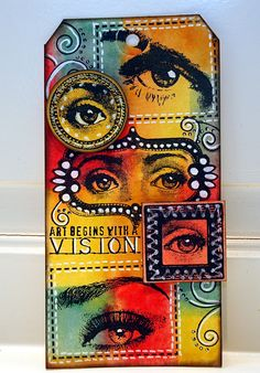 CREATIVITY IS CONTAGIOUS: SIMON SAYS ANYTHING BUT A CARD