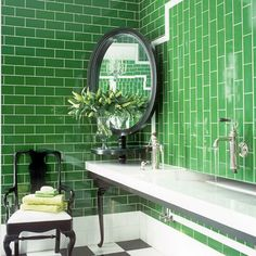 Love metro tiles, would probably go for black or grey though