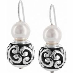 Brighton Contempo Chic Earrings.  I also have these in the gray and love them - as well as the matching bracelets!