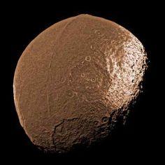 Iapetus, The Seed Ship of Life