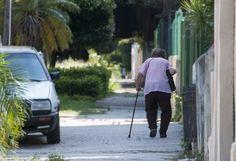 Anciana, Cuba FOTO: Roberto Suárez