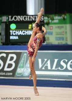 Irina TCHACHINA (RUS) Clubs