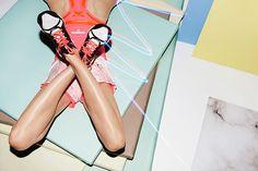 Stella McCartney Adidas Spring 2013 Collection Womens Fashion Sneakers, Sport Fashion, Women's Fashion, Adidas Stella Mccartney, Instagram Feed Planner, Viviane Sassen, Lose Tummy Fat, White Shirt Men, Sport Wear