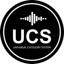 Universal Category System (UCS) | A Sound Effect Mini Library, Magnetic Tape, Library Design, Sound Design, Sound Effects, Lululemon Logo