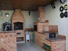 fotos de churrasqueiras das casas de campo revista natureza - Pesquisa Google