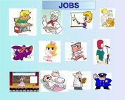 SMART Board lesson about jobs from SMART Exchange- Turkey
