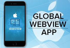 Are you excited to know that how can you easily get your own app by using #MWB Global #WebView #App For #iOS?  Here we release the Global WebView App For iOS users. This is an amazing application for all iOS users to turn their #responsive #website into #mobile #application. This app is super simple and easy to customise. There is just one config file to setup everything, simply edit the included config file.