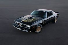 1978 Pontiac Trans Am - Blackened Gold Bird - Hot Rod Network