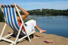 Faire une pause en bord de Loire....   #visitLoirePA #secretLoire #Loire