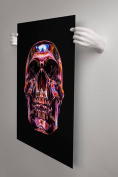 3D hands to hold posters