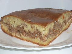 Cooking for everyone and everyday Meat Recipes, Baking Recipes, Russian Pastries, Pretzel Desserts, Croatian Recipes, Savoury Baking, Russian Recipes, Seafood Dishes, Tasty Dishes