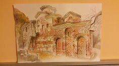 Church Painting, Art, Craft Art, Paintings, Kunst, Gcse Art, Draw, Drawings, Art Education Resources