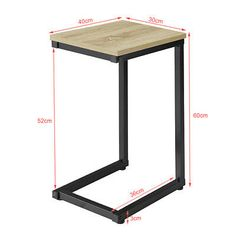 Sofa Table Design, Sofa Arm Table, Bed Table, Sofa Tables, Laptop Table For Bed, Coffee Tables, Iron Furniture, Steel Furniture, Industrial Furniture