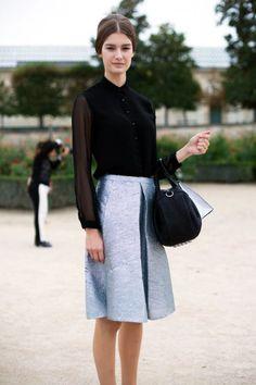 Chic and Elegant | Paris Fashion Week