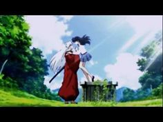 Inuyasha & Kagome//Love Will Find A Way - YouTube