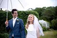 Wedding photography - Rain rain go away