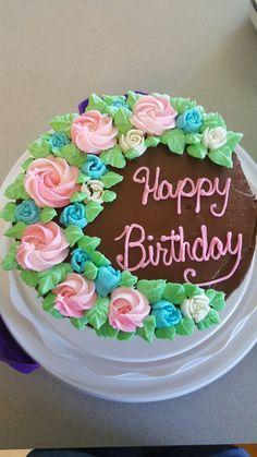 Birthday Cake..
