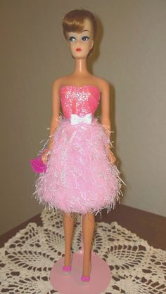 vintage Wendy doll, Bild Lilli doll Barbie clone