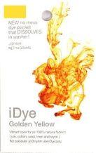 GOLDEN YELLOW / MACHINE iDYE -