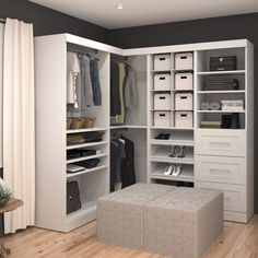 Combining style and convenience, Pur by Bestar is the perfect solution to furnished condos, lofts, studios, guest rooms and home offices. The collection brings multi-functionality to a single room.