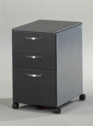 This versatile office pedestal features a mobile design and everyday low price of $168.99. #CoolProducts #FileCabinets