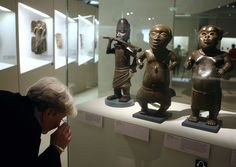 Benin is demanding for the return of treasures that were taken during French colonial rule from the end of the century, re-opening a thorny diplomatic issue that resonates across Africa. Lawmakers and civil society groups Colonial Art, French Colonial, New Africa, Africa News, Cultural Artifact, African Artwork, First Nations, Indian Art, Art World