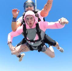 Sky Diving!!