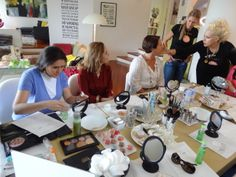 You never know when Ms Brill will stop by your Dianne Brill Beauty Home party !